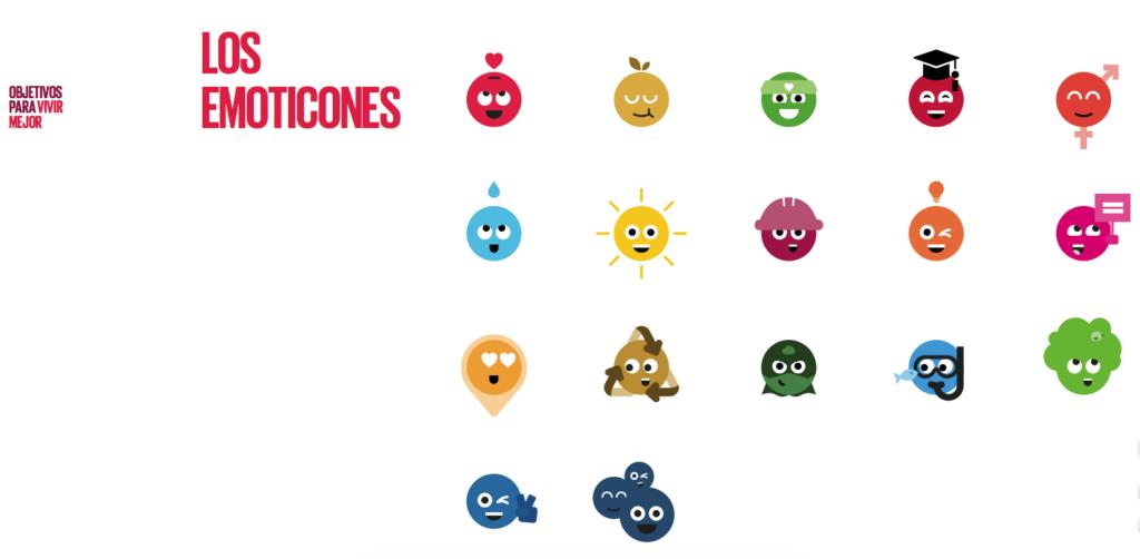 Los Emoticones - good ;)